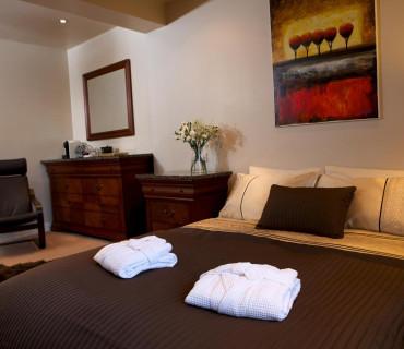Master Suite King size En-suite room