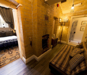 Cell Room - Single en-suite room (inc. Breakfast)