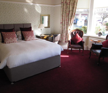 Ground Floor Superior Double En Suite (inc Breakfast)