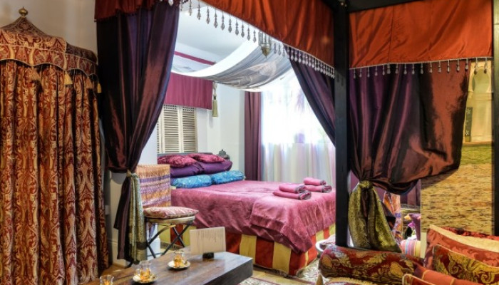 Executive Double With Single Bed Casablanca * (3 Adults)