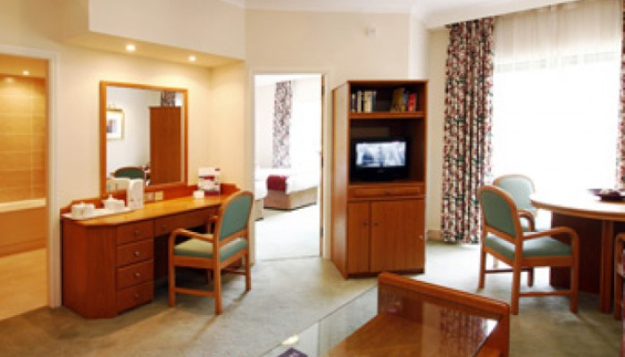 Superior Suite - Family. Room Only