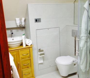 Double FamilyEn Suite 1 Bed Apartment with sofabed