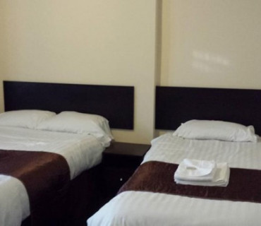 Twin Room With Shared Bathroom (Fully Prepaid)