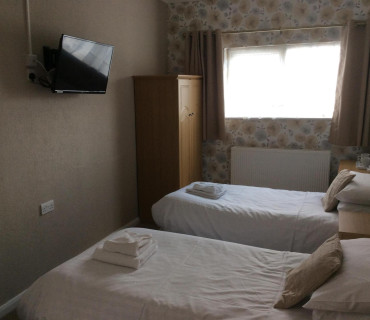1st Floor Twin En-suite Deluxe Room