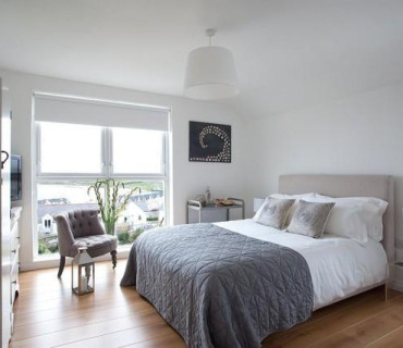 Ramore - Sea View, Double Room,En-suite (inc. breakfast)