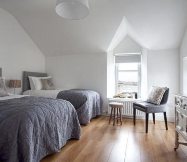 Portneen - Sea View, Twin En-suite Room (inc. Breakfast)