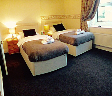 Little Orme Twin Room