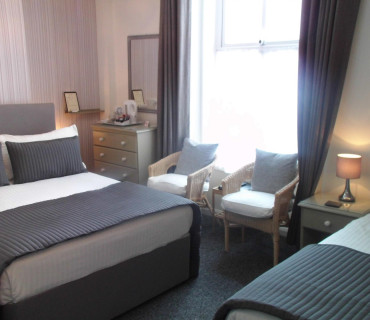 Family En-suite Room (Inc Breakfast) Non-Refundable