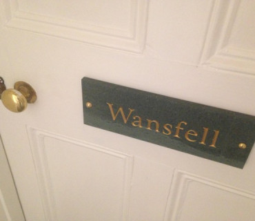Wansfell King Size En-suite Room