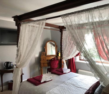 Premier Double En-suite Room (inc. Breakfast)