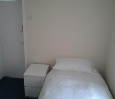 Room 4 - Single En-suite Room