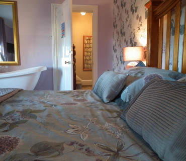 Jubilee Room - Double En Suite Room (inc Breakfast)