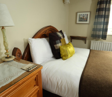 Twin En-suite Room 5 (inc. Breakfast)