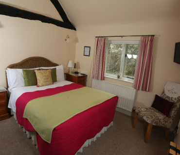 Double En-suite Room 4 (inc. Breakfast)