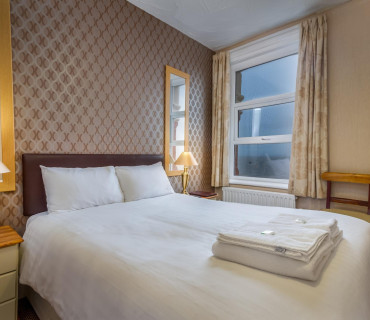 Double En-suite Room with sea views (inc. Breakfast)