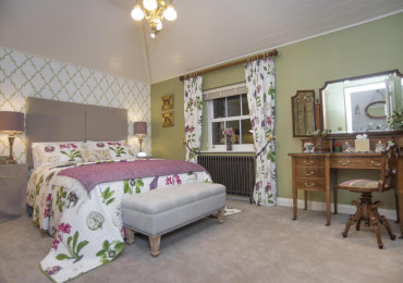 The Amaryllis Double En-suite Room (inc. Breakfast)