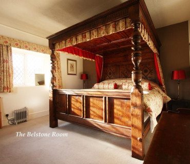 Belstone Superking Four Poster with Breakfast