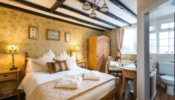 Standard Double Occupancy En-suite Room