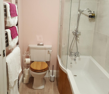 Y Fferws Family En-suite (bath/shower) Room inc. Breakfast