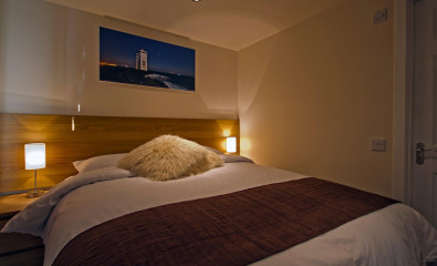 Room 1 Superking double ensuite SINGLE OCCUPANCY (inc. Breakfast)