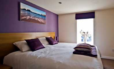 Room 2 Twin En-suite Room with Seaview(inc. Breakfast)