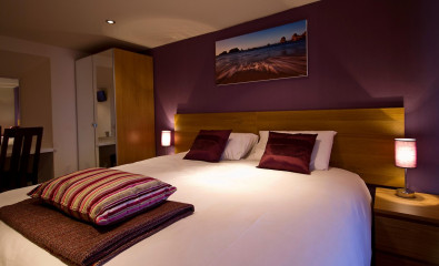 Room 2 Superking En-suite Room SINGLE OCCUPANCY (inc. Breakfast)