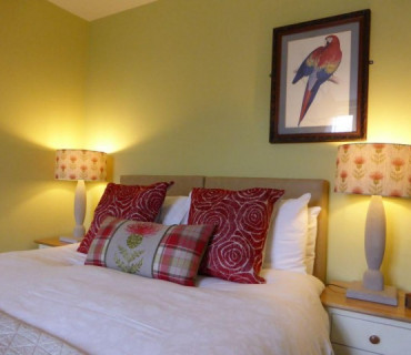 Double En-suite Room (inc. Breakfast) R3