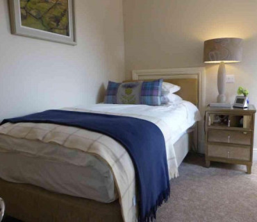 Single En suite room (inc. Breakfast) R6