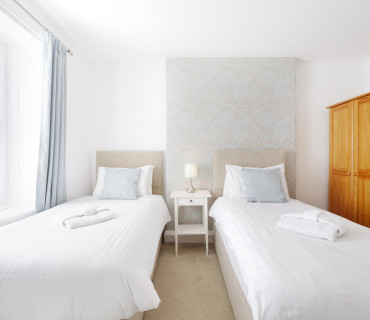 Twin En-suite Room Single Occupancy