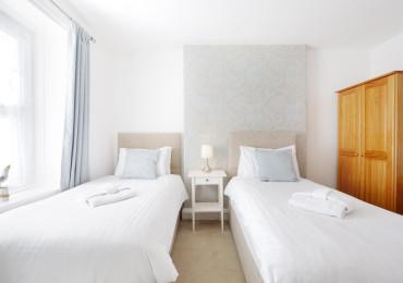 Twin En-suite Room Single Occupancy