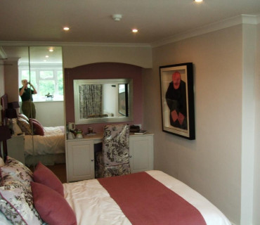 Large Double Ensuite Room (Inc. Breakfast) - Sleeps up to 2 adults & One child/teenager