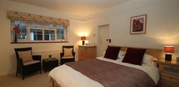 Double room with En suite shower room