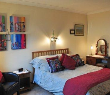 Double room En-suite Room (inc. Breakfast)