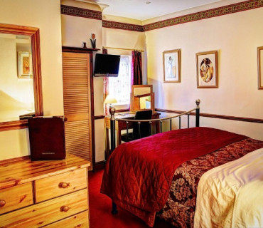 Double Occupancy of Superior King Bedded Room (room Only) - Breakfast booked separately