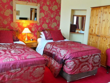 Double Occupancy of Twin Room (room Only) - Breakfast booked separately