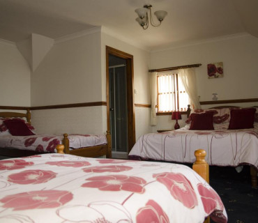 Kennedy Family En-suite Room (inc. Breakfast)