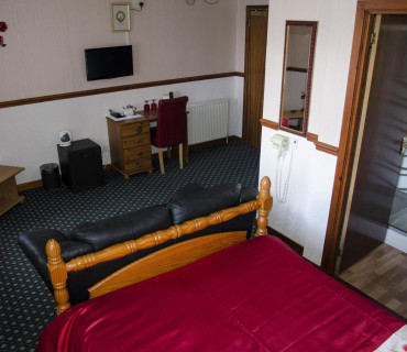 Stewart - Double En-suite Room (inc. Breakfast)