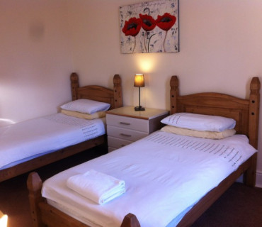 Twin Room Single Occupancy (Inc. Breakfast)