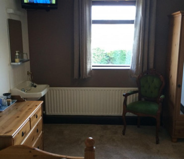 Single En-suite Room Only