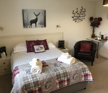 King Size Double En-suite Room (inc. Breakfast)