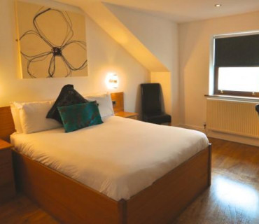 Deluxe Double En-suite Room (inc. Breakfast)