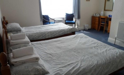 Room 9 Superior Double En-suite Room (inc. Breakfast)