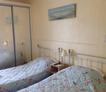 Twin Room Single Occupancy
