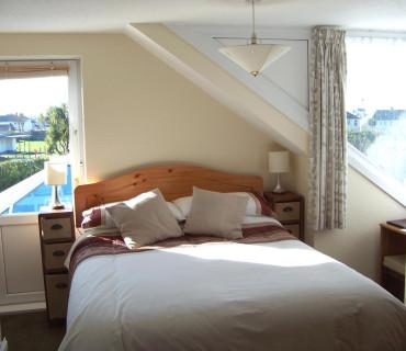 Double En-suite Room with Sea View (inc. Breakfast)