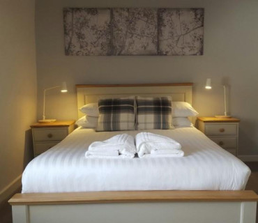 Premium Double Room;bed, breakfast and evening meal
