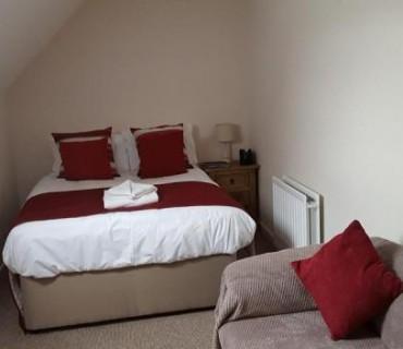 Flat Room 21 Double Standard Room (shared Bathroom With Flat Room 22)