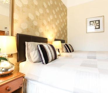 7 Nights or More Offer - Superior Large Ground Floor Superking Double Room En-suite (inc. Breakfast)