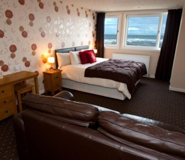 Sea View Double En-suite (incl Breakfast)