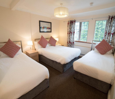 Large Family En-suite Room (inc. Breakfast)
