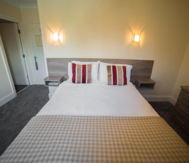 Double Ensuite Room - Single Occupancy